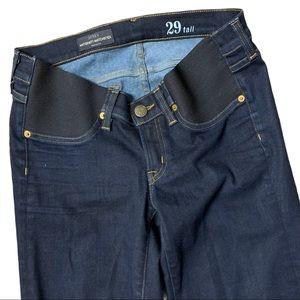 J.Crew Matchstick Maternity Jeans